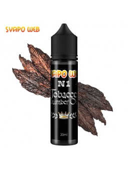 Tobacco Number One Scomposto 50ml