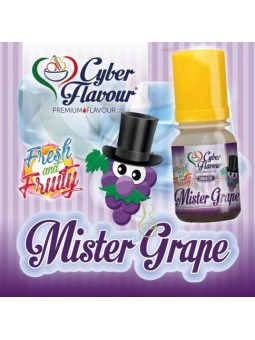 Aroma Mister Grape 10ml