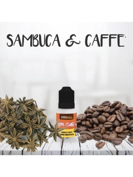 Aroma Sambuca e Caffè 10ml