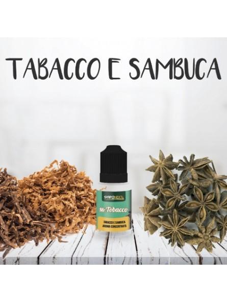 Aroma Tabacco e Sambuca 10ml